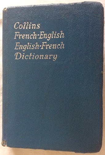 9780004586021: French-English, English-French Dictionary (Gem Dictionaries)