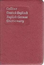 9780004586113: Collins German Gem Dictionary