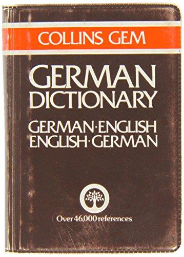 9780004586199: German-English, English-German Dictionary