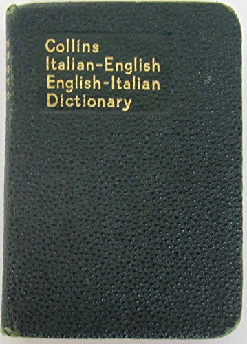 9780004586212: Italian Dictionary (Gem Dicts.)