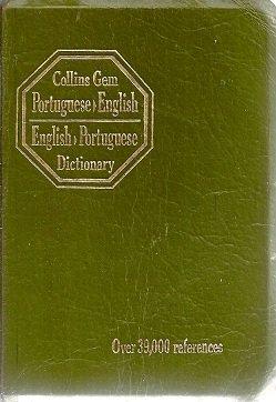 9780004586625: Collins Gem English-Portuguese Dictionary