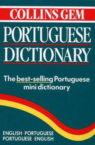 9780004587134: Collins Gem - Portuguese Dictionary (Collins Gems)
