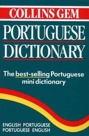 9780004587134: Collins Gem Portuguese Dictionary