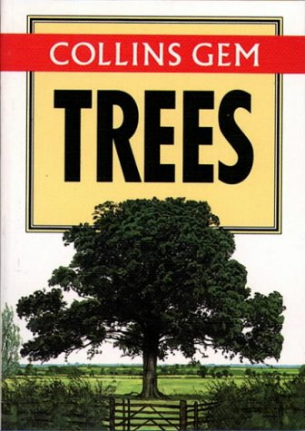 9780004588032: Collins Gem Trees (Gem Nature Guides)