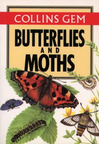 9780004588087: Gem Guide to Butterflies and Moths (Collins Gem Guides)