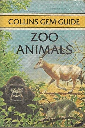 9780004588148: Zoo Animals (Gem Nature Guides)