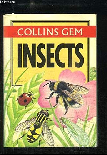 9780004588186: Insects (Gem Nature Guides)