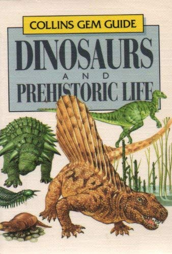 9780004588193: Dinosaurs and Prehistoric Life (Gem Nature Guides)