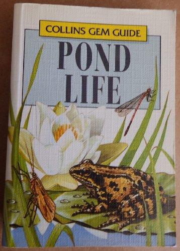 9780004588254: Gem Guide to Pond Life (Collins Gems)