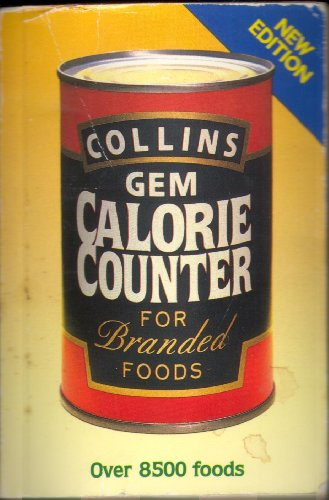 9780004588308: Calorie Counter for Branded Foods