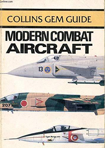 9780004588384: Modern Combat Aircraft (Colour Gems)