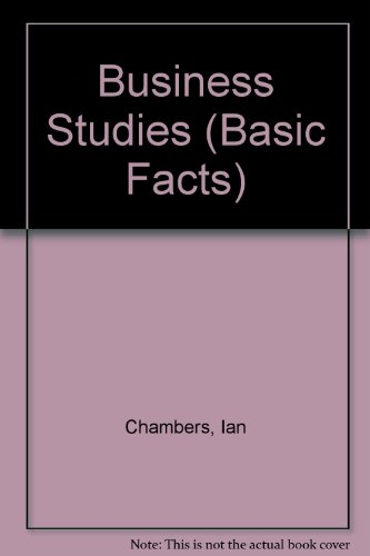 9780004588742: Business Studies (Basic Facts)