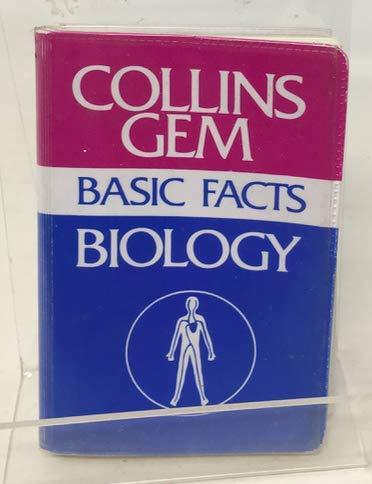 9780004588889: Biology (Basic Facts)