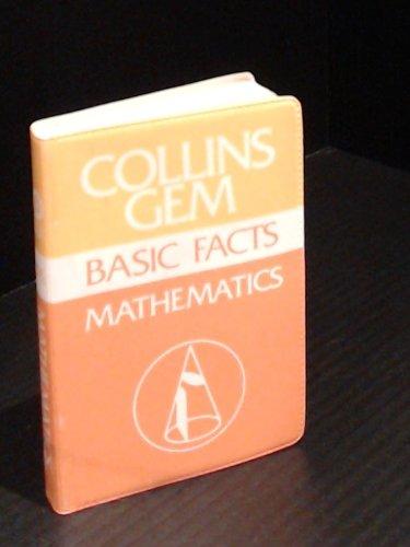 9780004588896: Mathematics (Basic Facts)