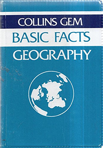 9780004588919: Geography (Basic Facts)
