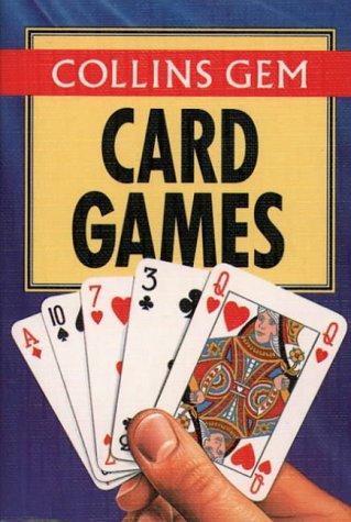 9780004589954: Collins Gem - Card Games (Collins Gems)