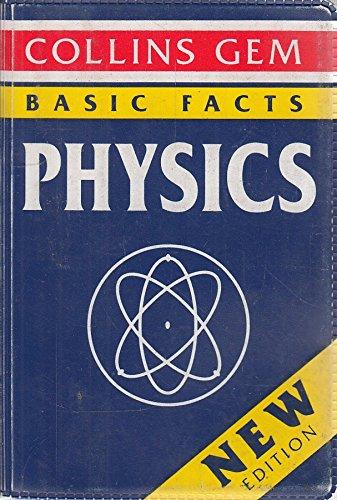 9780004591162: Physics (Basic Facts)