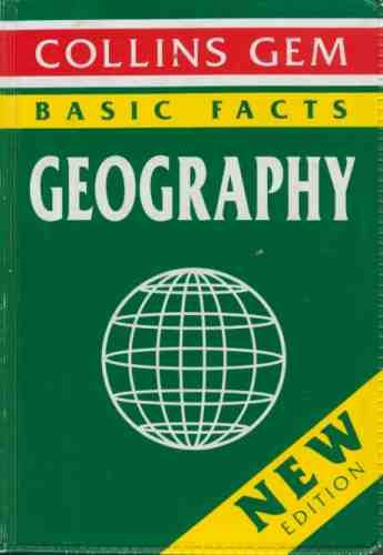 9780004591407: Geography (Basic Facts)