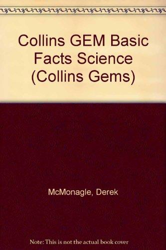 9780004592749: Collins GEM Basic Facts Science (Collins Gems)