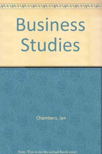 9780004592763: Business Studies