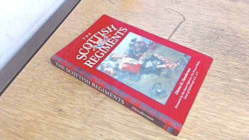 9780004700113: The Scottish Regiments