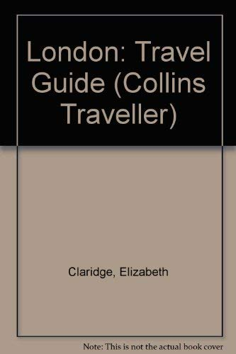 9780004700199: London: Travel Guide (Collins Traveller)