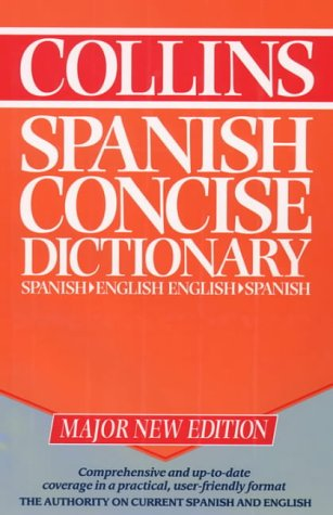 9780004701158: Collins Spanish Concise Dictionary