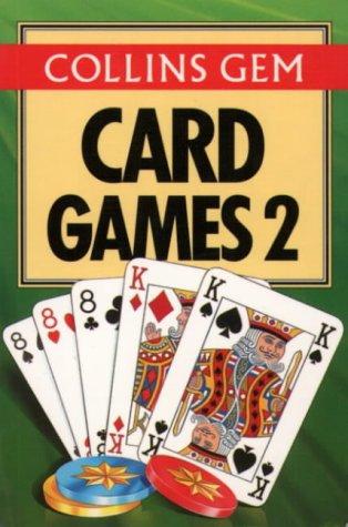 9780004701233: Card Games 2 (Collins Gem)