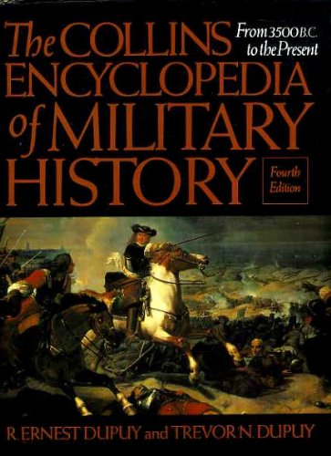 9780004701431: The Collins Encyclopedia of Military History