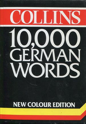 9780004701578: Collins Pocket 10, 000 German Words