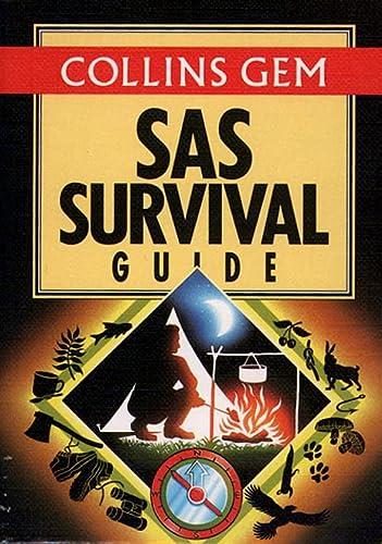 9780004701677: Collins Gem Sas Survival Guide