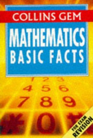 9780004701745: Mathematics (Basic Facts)