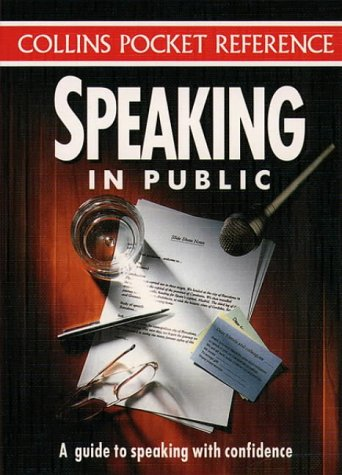 9780004702643: Speaking in Public (Collins Pocket Reference)