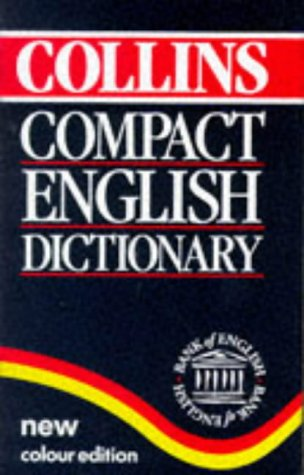 9780004702674: Collins Compact English Dictionary