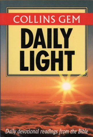 9780004702797: Daily Light (Collins Gem)