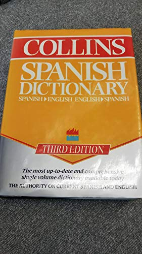 9780004702957: Collins Spanish Dictionary
