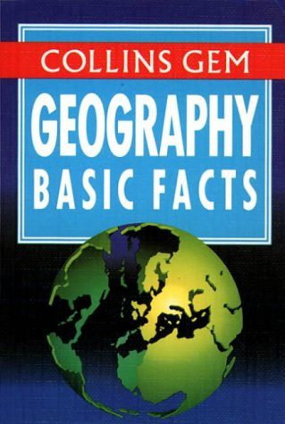 9780004703022: Geography Basic Facts (Collins Gem)