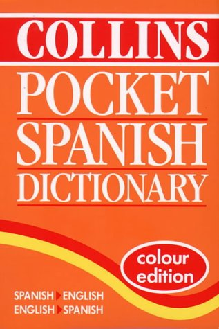 9780004703985: Collins Pocket Spanish Dictionary