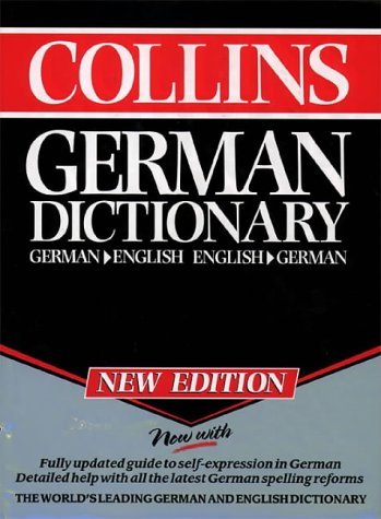 9780004704050: Collins German Dictionary