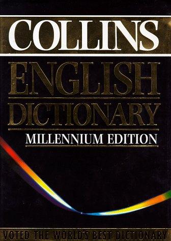 9780004704531: Collins English Dictionary