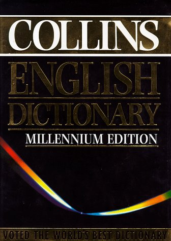 9780004704531: Collins English Dictionary