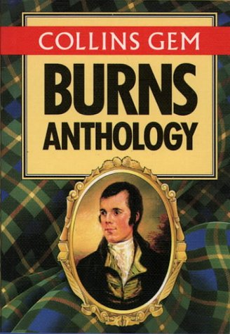 9780004705002: Collins Gem - Burns Anthology (Collins Gems)