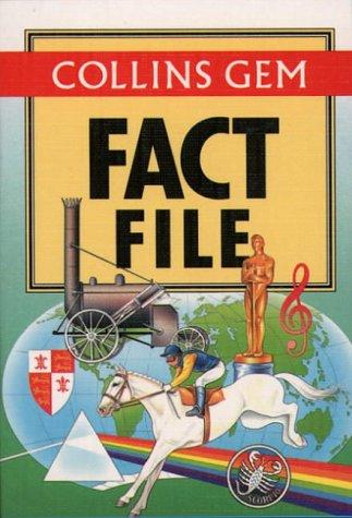 9780004705194: Collins Gem - Fact File (Collins Gems)