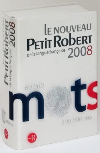 9780004705255: Le Petit Robert: Dictionnaire de la Langue Francaise (French Edition)