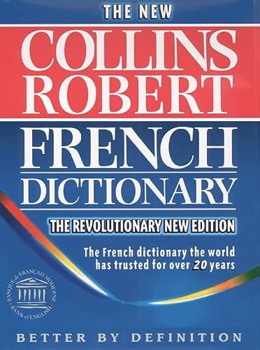 Le Robert & Collins Senior Dictionnaire Francais-Anglais,