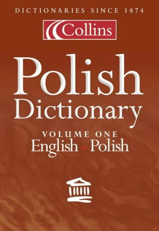9780004705293: Collins Polish Dictionary, English-Polish / Polish-English, 2 Volumes