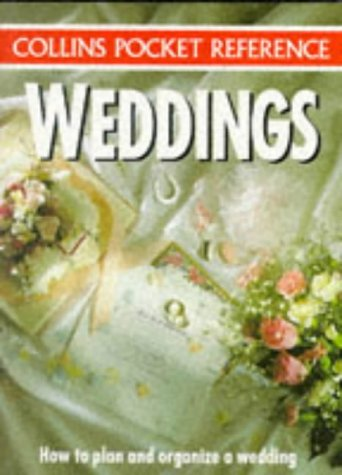 9780004705408: Weddings Reference (Collins Pocket Reference)