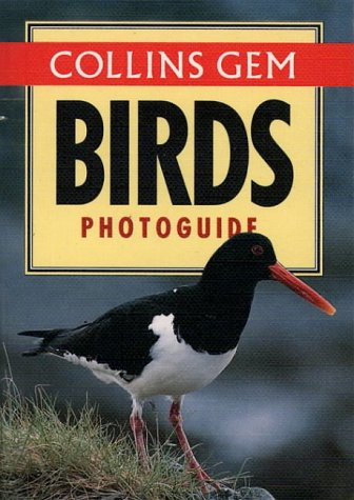 9780004705446: Birds: Photoguide (Collins GEM)