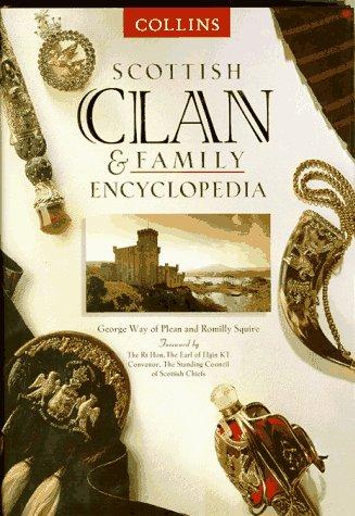 9780004705477: Collins Scottish Clan & Family Encyclopedia