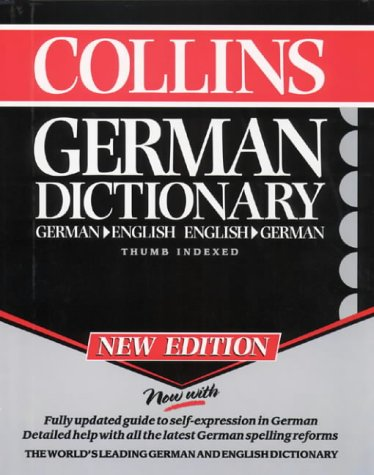 9780004705811: Collins German Dictionary